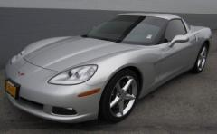 2011 Chevrolet Corvette Coupe