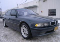 2001 BMW 740 iLong Wheel Sedan