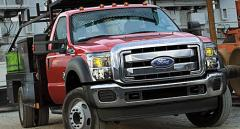 2012 F-350 SD Chassis Cab