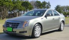 2011 Cadillac CTS Sedan 3.0L V6 RWD