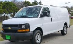 2012 Chevrolet Express Cargo Van 2500 Regular Wheelbase Rear-Wheel