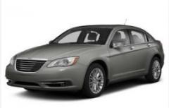 2013 Chrysler 200 Limited Sedan