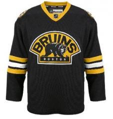 2012 Reebok Edge Authentic Boston Bruins Alternate