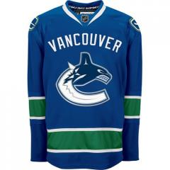 2012 Reebok Edge Authentic Vancouver Canucks Home