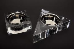 Luxury Acrylic Pet Bowls