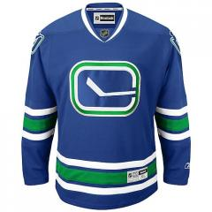 2012 Reebok Premier Vancouver Canucks Alternate