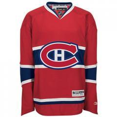 2012 Reebok Premier Montreal Canadiens Home Jersey