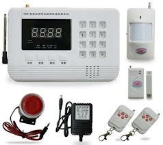 Burglary Detection Alarm Systems