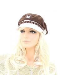 LADIES FASHION NAUTICAL CAP