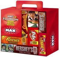 Hershey Bars Max Box