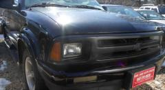 Chevrolet S10 Pickup LS Ext Cab Sportside 2WD 1996