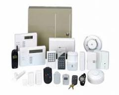 Burglary Alarm Systems