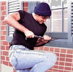 Burglar & Intrusion Alarms