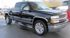 2000 Chevrolet Silverado 1500 LT Ext. Cab 3-Door