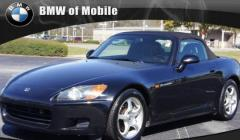 2000 Honda S2000 Convertible RWD in Mobile
