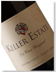 2009 Keller Estate Pinot Noir La Cruz Vineyard (375ml - Half Bottle)