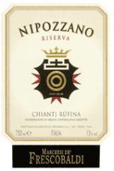 2008 Frescobaldi Chianti Rufina Castello Di Nipozzano Riserva (750ml - Full Bottle)