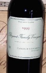 2003 Bryant Family Vineyard Napa Valley Cabernet Sauvignon