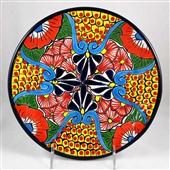 Мелкая тарелка 11 дюймов Talavera