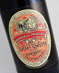 Samuel Smith Organic Ale - 550ml