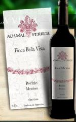 Achaval-Ferrer Finca Bella Vista 2010  750ML