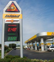 All-Grades-In-One LED Fuel Price Display System