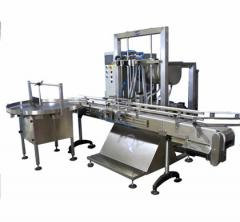Automatic Filling Machines - Pump Filler