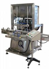 Automatic Filling Machines - Piston Filler