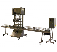 Automatic Filling Machines - Gravity Filler