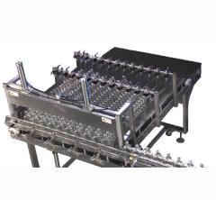 Indexing Laning Conveyor