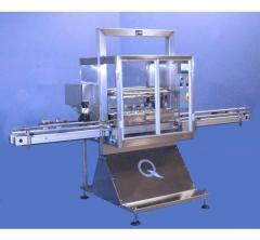 Automatic Inverting Rinsing Machine