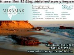 Non 12 Step Addiction Treatment Center in California