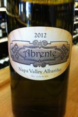 2012 Abrente - Albarino