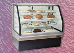 CGB Series Curved Glass Bakery Merchandisers
