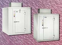 CM/CL Series Step-In Coolers & Freezers