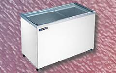 Coldin Series Standart Display Freezers