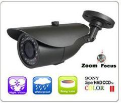 1/3 Sony Super HAD II color cam