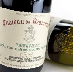 Beaucastel Chateauneuf du Pape Hommage a Jacques Perrin 1998