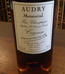 A. Edmond Audry Mémorial Cognac AOC Fine Champagne (750ml)