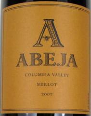 Abeja 2009 Merlot Columbia Valley (750ml)