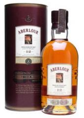 Aberlour 12 Year Double Cask Matured Highland Single Malt Scotch Whisky (750ml)