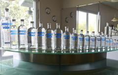 Absolut Cherrykran Vodka Litres (1000ml)