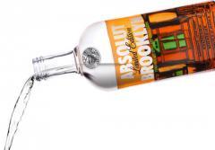 Absolut Brooklyn Vodka 1 litre