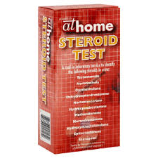 Phamatech At-Home Steroid Test