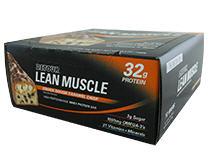 Forward Foods: Detour Lean Muscle Bar Cookie Dough