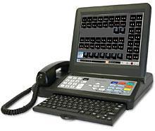 NC402TS touchscreen master
