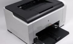 Hp 1025 Laser Printer Color NW