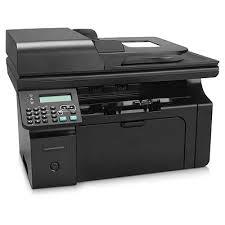 Laser Multifunction Printer Monochrome HP M1212 NF