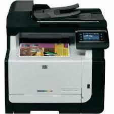 HP Laser Printer CM1415 NF MFP Color