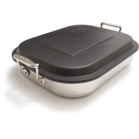 Le Creuset® Cassis Heritage Covered Baker